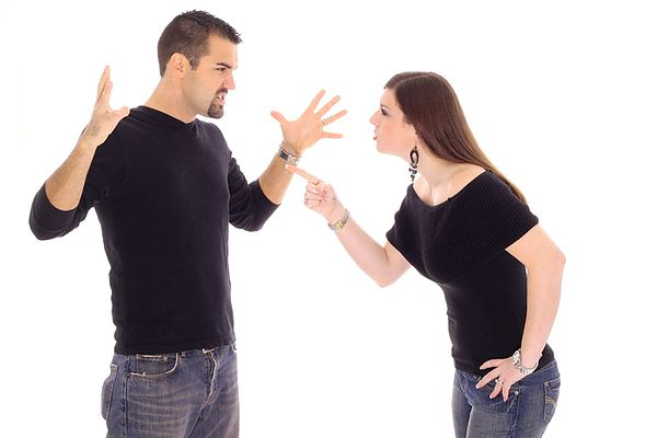 anger in your marriage