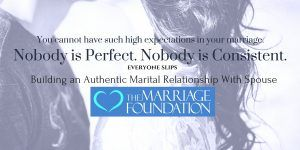 Building An Authentic Marital Relationship With Spouse