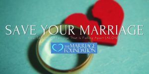 How To Save A Marriage That Is Falling Apart (Alone)