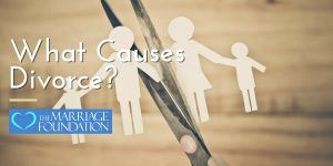 what causes divorce?