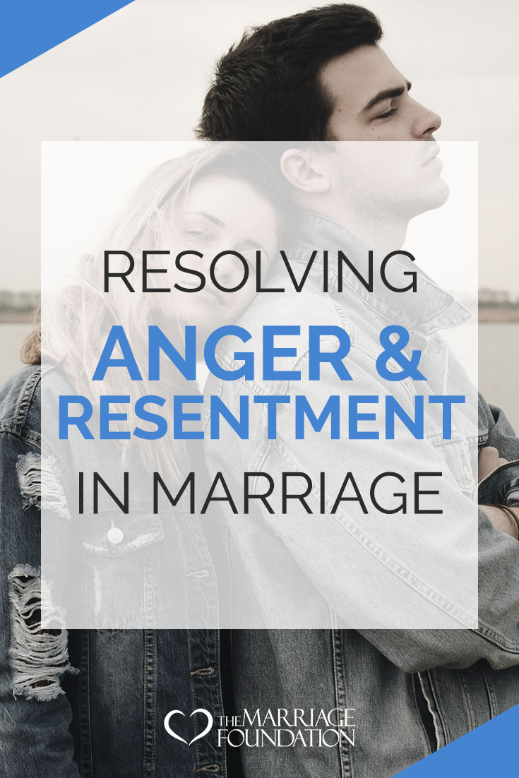 Permanently Resolve Anger And Resentment In Marriage